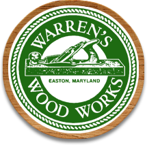Warren's Wood Works in Easton, Maryland